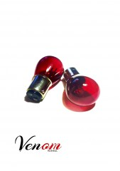 12.RED INDICATOR BULB, YBA15d, R9.996