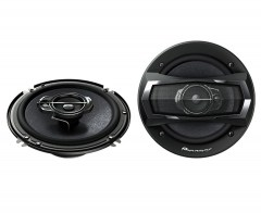 Pioneer A1675 300W 3-Way 6inch Speakers6