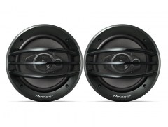 Pioneer TS-A2013i 500W 3-Way 8inch Limpid Speakers
