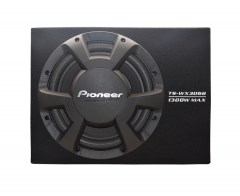 Pioneer TS-WX306B 1300W 12inch Enclosed Subwoofer1