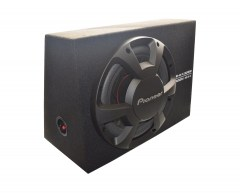 Pioneer TS-WX306B 1300W 12inch Enclosed Subwoofer